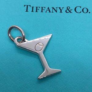 Tiffany & Co. Martini Glass Pendant